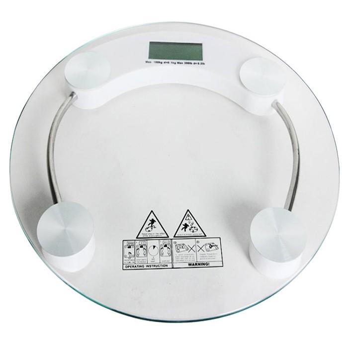 Dmm (루키) 디지털 원형 체중계