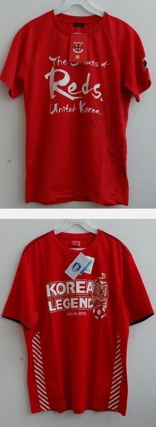 **붉은악마 티셔츠 정품**