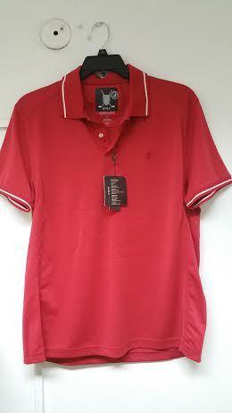 블랙브라운 남성 골프 셔츠