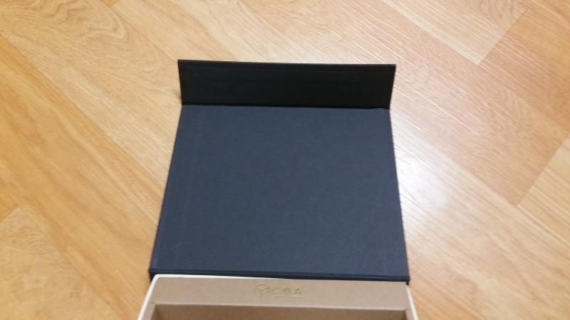 선물, 판촉물, 악세서리, 잡화용 고급 싸바리 자석 박스