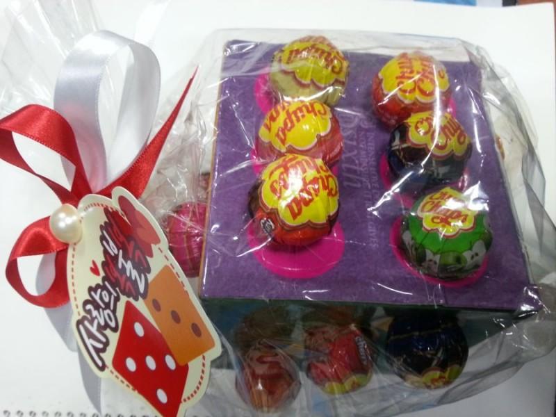 춥팝춥스  사탕  1개당  47원  21,000개 단위 판매