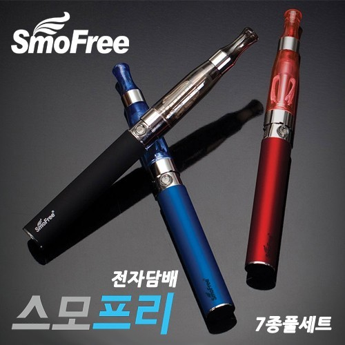스모프리 전자담배 7종풀세트