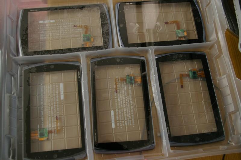 마지막입고 아이나비k9 정품 정전식터치판매합니다...전국적으로 마지막재고입니다...
