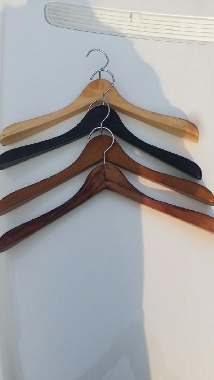 여성 남성 정장원목옷걸이 판매합니다 100개 단위