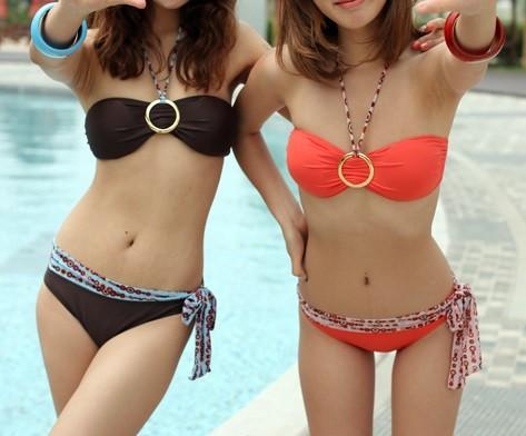 비키니, 2피스비키니. 여성수영복. 땡처리수영복