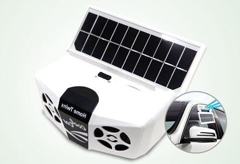 홈쇼핑 정품 오토쿨카 태양열환풍기 차량용환풍기