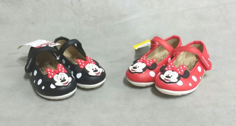 미키 미니 아동 신발