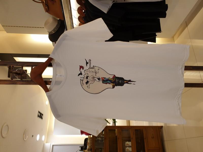 디자이너 보세 티셔츠