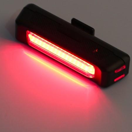 코멧 LED 자전거 안전등 후미등 야간등