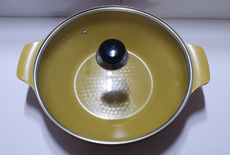 파비타 IH 골드 28cm 양수웍 1박스도  도매가  드립니다.