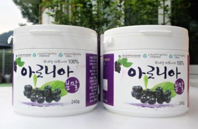 국내산 유기농 아로니아100%