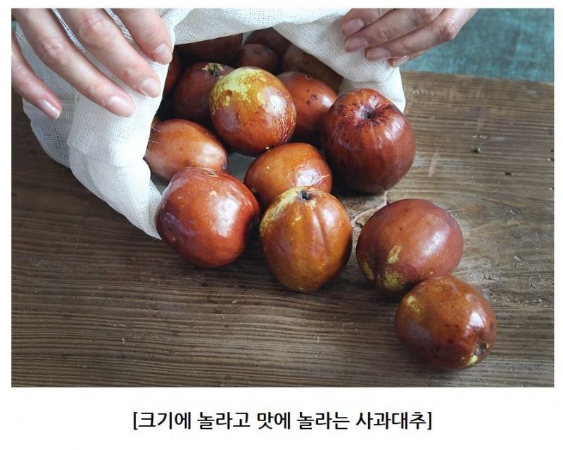 전북 고창 사과대추 1kg