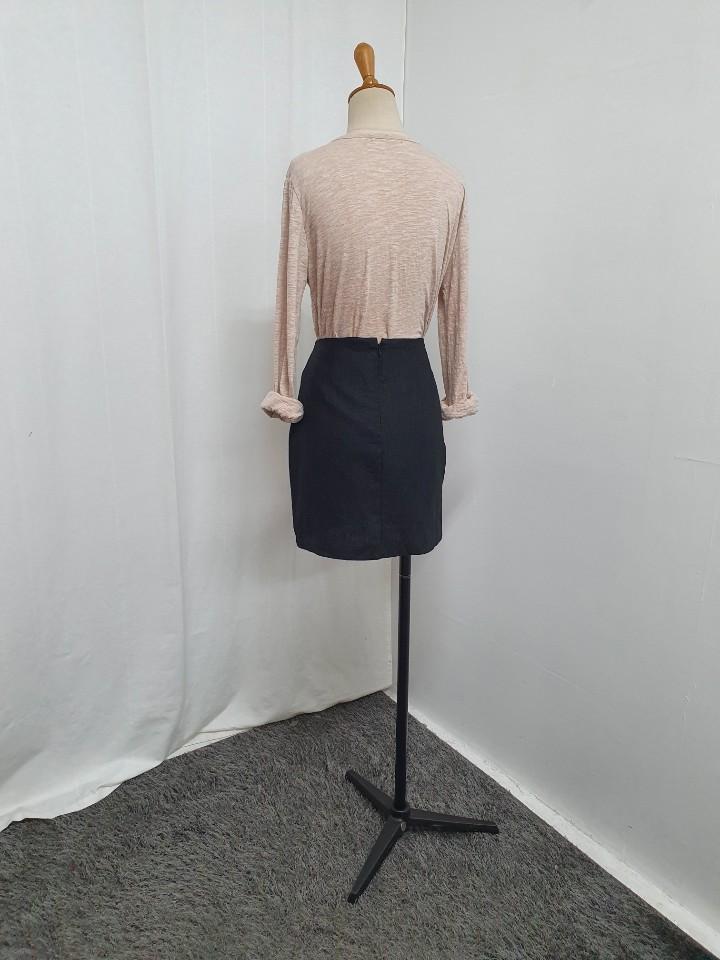 [완사입/파샬] 넥트임 절개 티셔츠 -7장 2500원