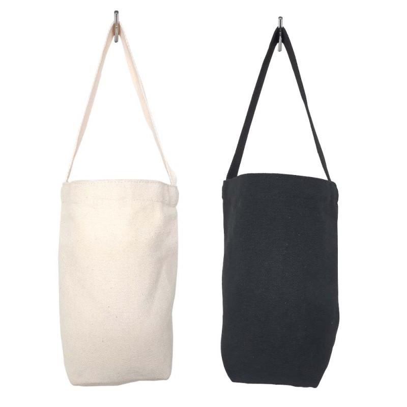 무지 미니 텀블러백 드링크백 에코백 가방 미니가방