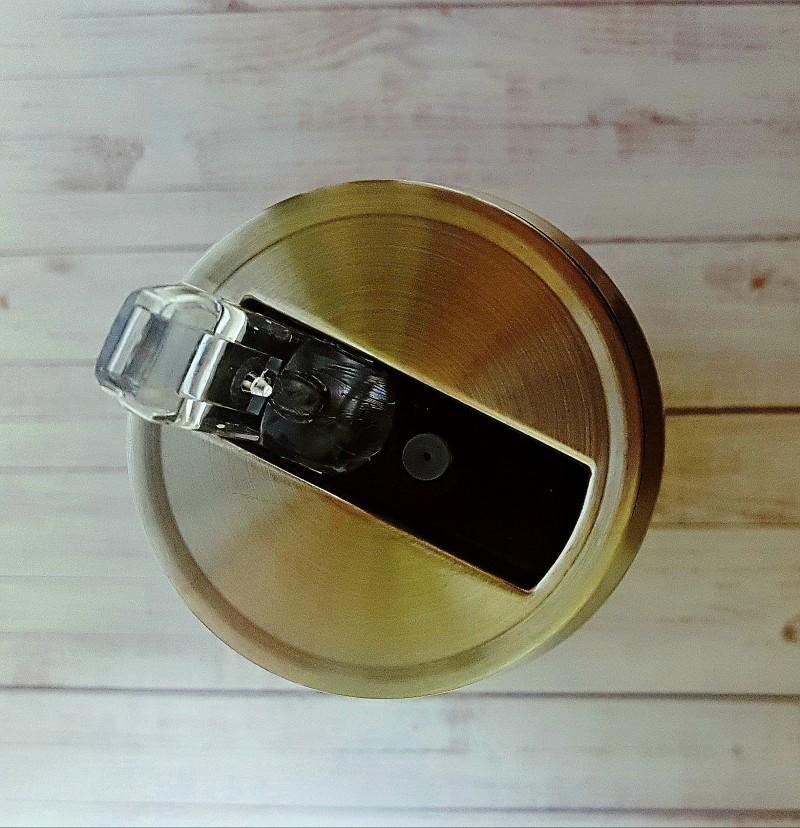 슈프림 맥주캔 텀블러 500ml(실버)