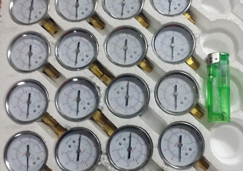 수압기 압력기 계측기 공작기