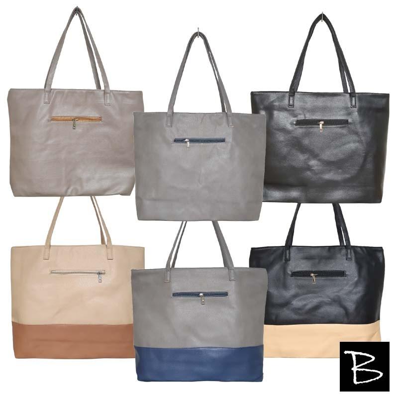 여성 쇼퍼백 합피가방 PU가방 가방 숄더백 가죽가방