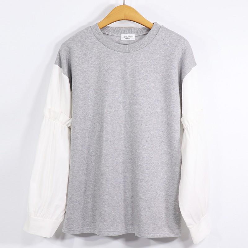 (도매야)클래식 기모 맨투맨 티셔츠