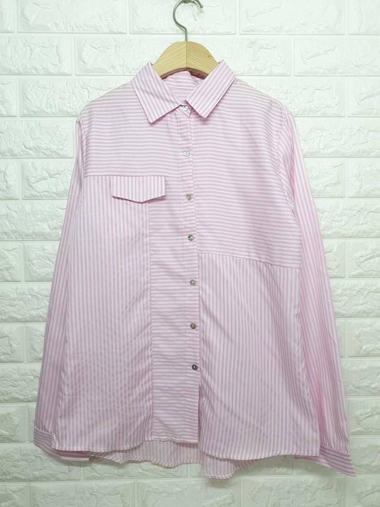 a1772 스트라이프 셔츠 0
