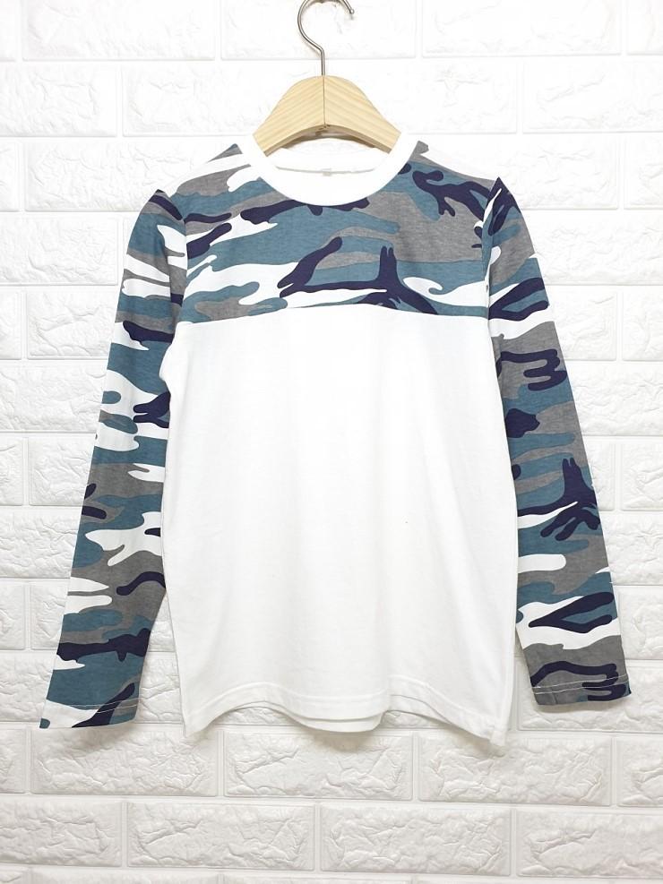 zz1357 주니어 밀리터리 티셔츠 50장이상시 장당 1,500원