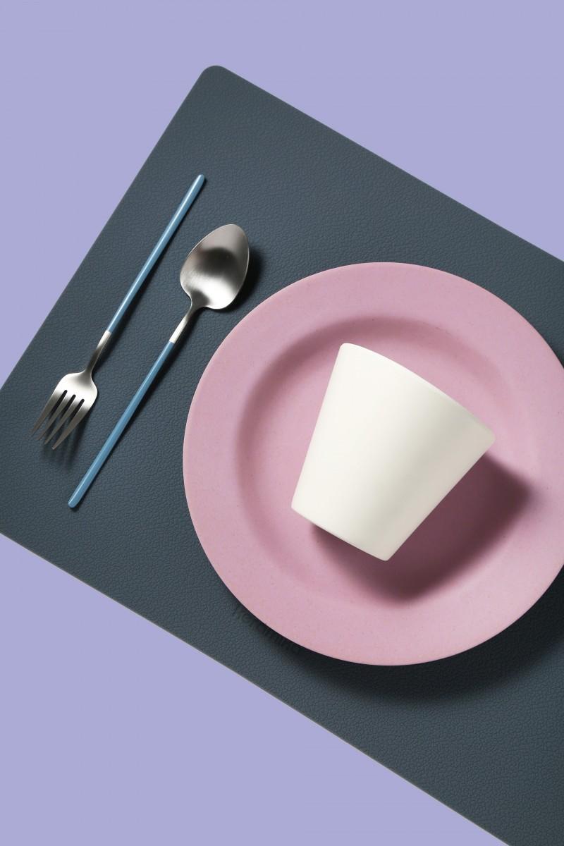 케라미카 실리콘 식탁매트 직사각
