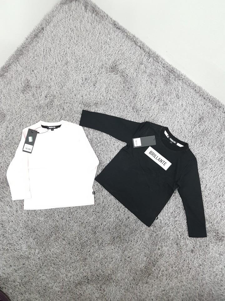 [재고맨] - 완사입/파샬(아동) - 브리우니 티셔츠 / 총 80장 / 완사단가 1500원