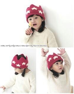 ● 국산 아동,유아 겨울 니트모자 ●