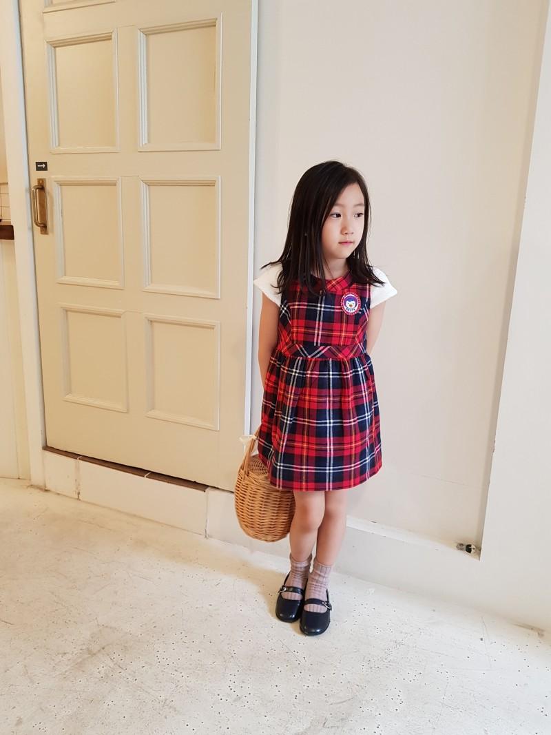 뽀로로 정품 겨울원피스 아동복