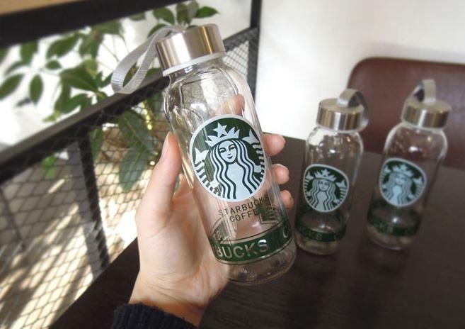스타벅스 유리보틀 (답례품,사은품,단체선물용추천)