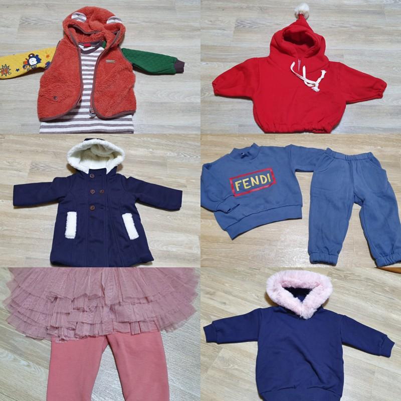 아동 겨울옷