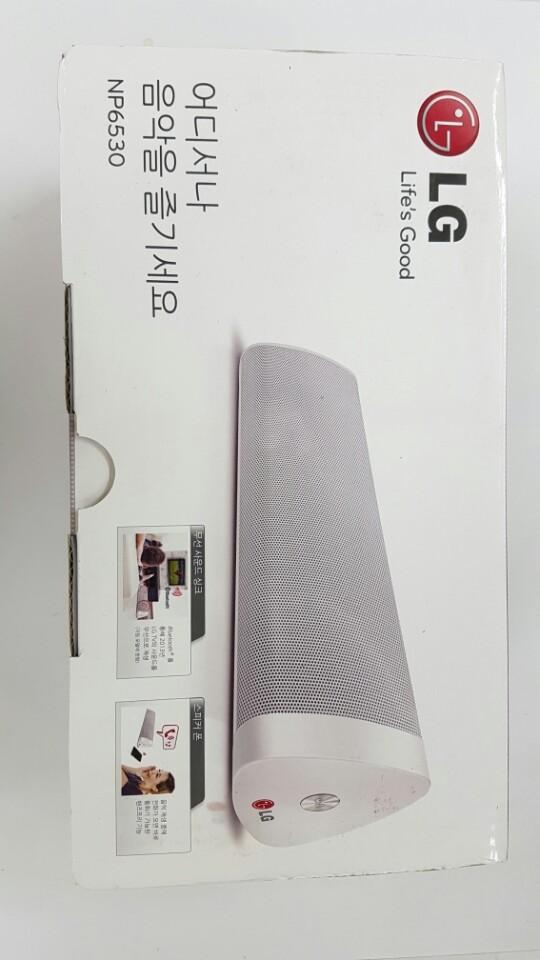 LG 포터블 블루투스 스피커 NP6530
