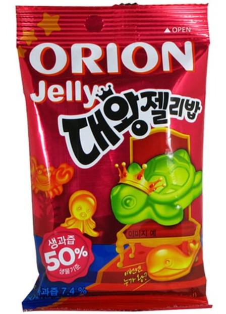 (오리온) 젤리밥
