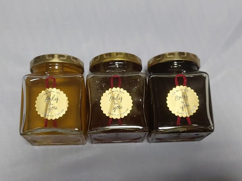 꿀선물세트 230g*3병