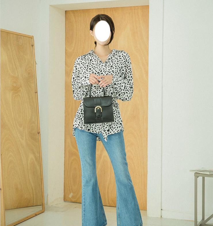 (완사입/파샬) 귀염표범 셔츠 3컬러 / 88장 /2500원