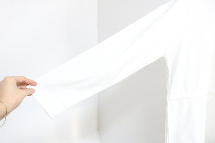 [완사입/파샬] 끈 셔링T - 3컬러 41장 3000원