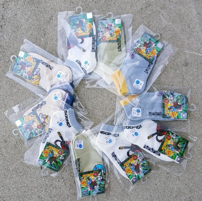 유아동 케릭터 양말 판매 합니다.