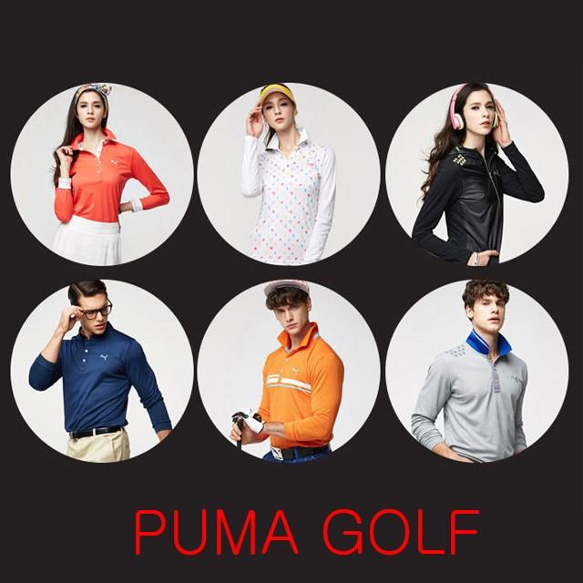 PUMA 푸마 여성 긴팔 골프티셔츠 3종류 국내 독점 한정판매 제품
