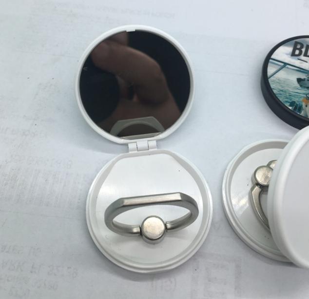 공장직배송 주문제작 거울그립톡 스마트링내장 핸드폰거치대 제품91300