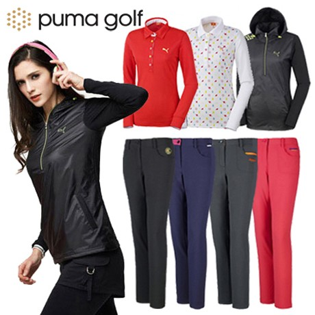 [정품] 푸마 여성 골프티셔츠 3종 / 클리브랜드 여성 골프바지 4종
