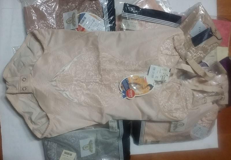 한국생산 보정속옷 수출