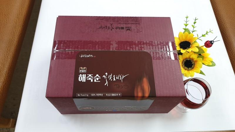 해죽순 꽃봉오리차 선물세트