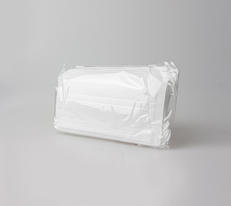 화이트일회용마스크10매