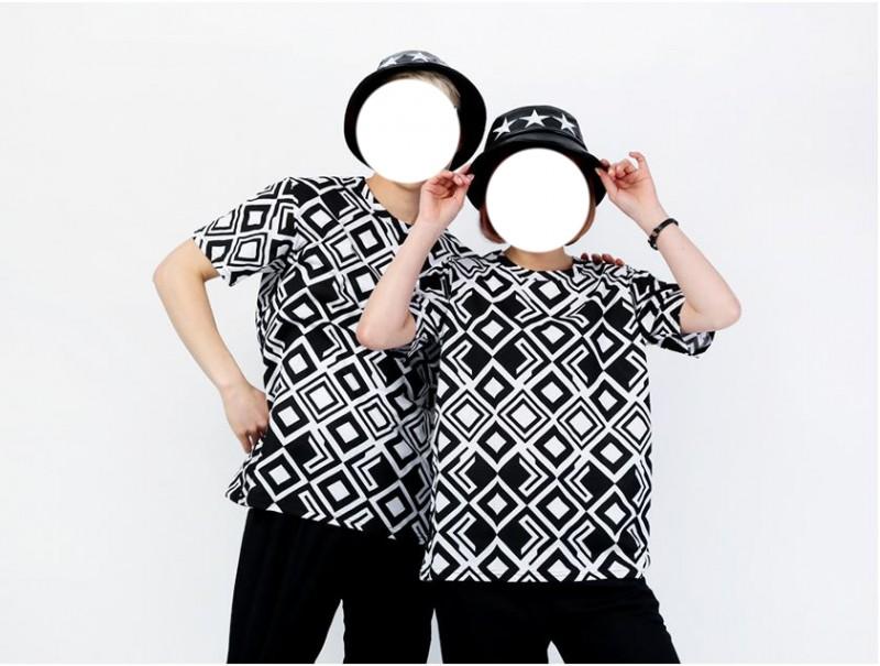 완사입/파샬) 혼돈의 카오스 반팔 티셔츠 / 30장 / 1500원