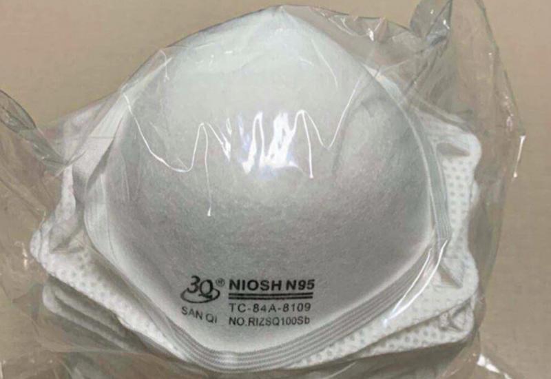3Q N95 Particulate Respirator NIOSH Certified Mask