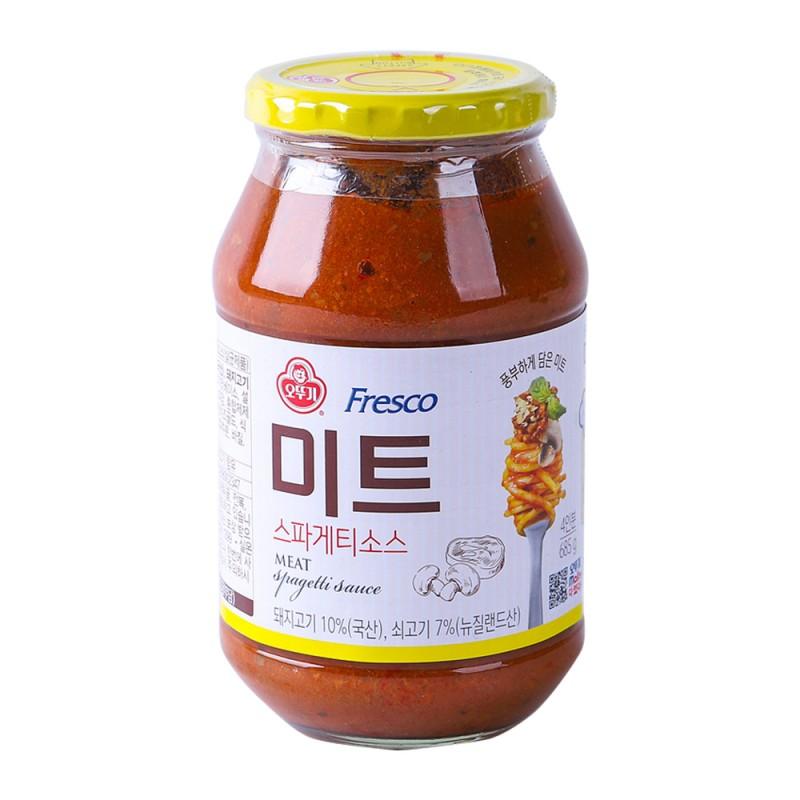 오뚜기 스파게티 미트소스 685g 1000 개 일괄처분