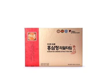 홍삼 리얼타임