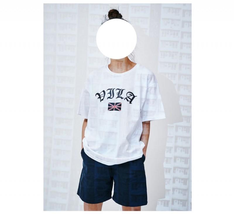 (완사입/파샬) VILA 반팔 티 / 18장 / 2000