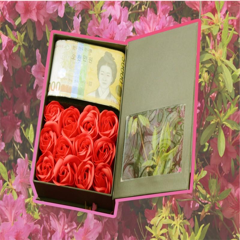 꽃상자 용돈박스