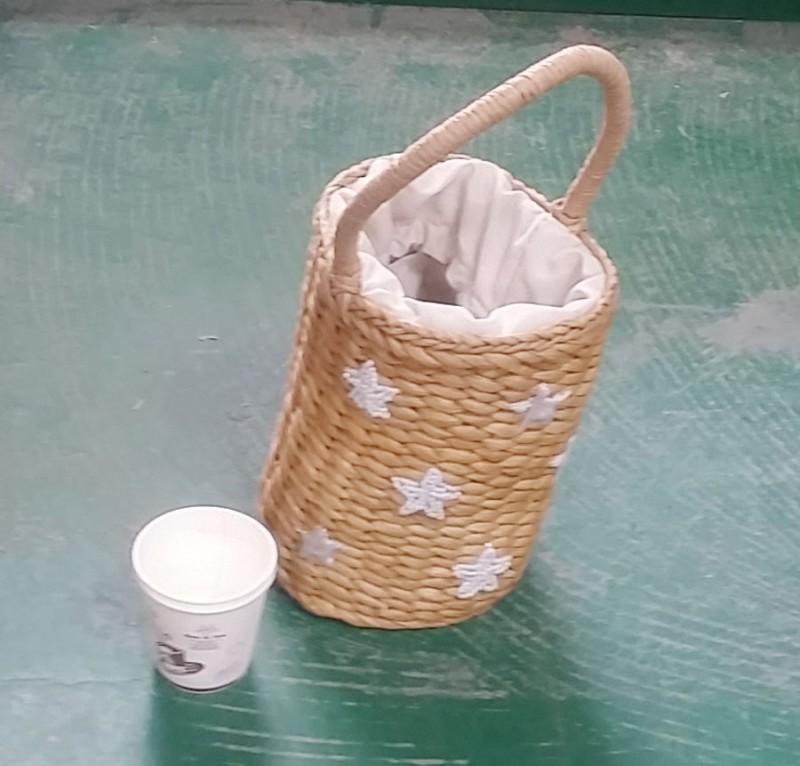 여름시즌 테일러 라틴백 왕골가방 마지막물량 정리