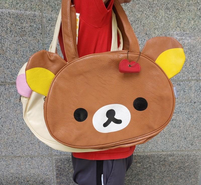 곰돌이 가방